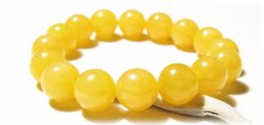 アラゴナイト数珠ブレスレット